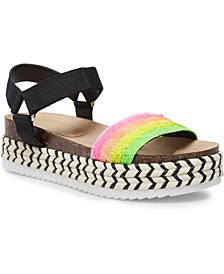 Fisher Wedge Sandals