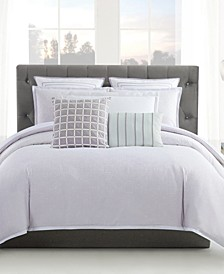 Essex 3 Piece Duvet Cover Set, King
