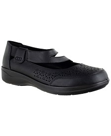 Alpha Women's Comfort Slip On Shoes