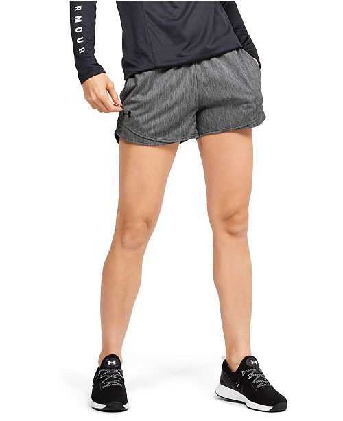 Under Armour Play Up Training Shorts