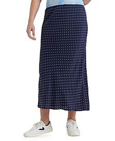 Willa Polka Dot Midi Skirt