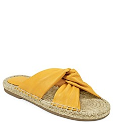 Paramus Knotted Casual Sandal