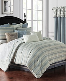 Florence 4 Piece Comforter Set, King