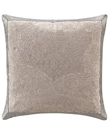 """Andria 16"""" L X 16"""" W Embroidered Pillow"""