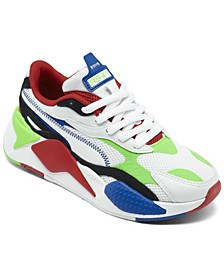 Big Boys RS-X3 Casual Sneakers from Finish Line