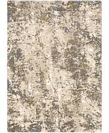 """Tuscany TUS-2305 White 4'3"""" x 5'7"""" Area Rug"""