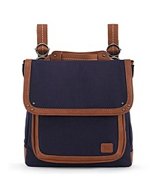 Tiburon Canvas Backpack