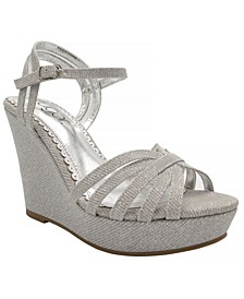 Women's Capricorn Platform Wedge Sandals