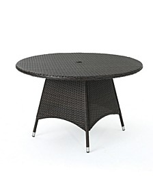 Adrian Outdoor Round Dining Table