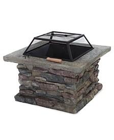 Franco Natural Fire Pit