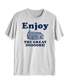 Great Indoors Men's Graphic T-Shirt
