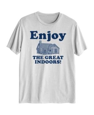 Great Indoors Men's Graphic T-Shirt
