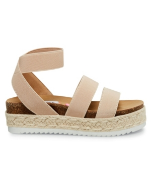 Steve Madden Girls' Jkimmie Platform Sandals - Toddler, Little Kid, Big Kid In Blush