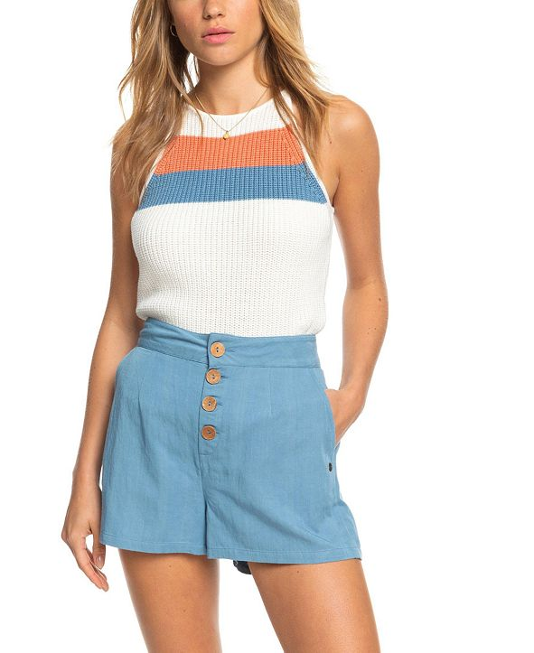 Roxy Juniors' Baby Outlaw Knit Tank Top