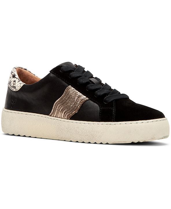 Frye Women's Webster Wave Low Lace-Up Sneakers