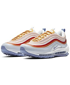 Women's Air Max 97 Casual Running Sneakers from Finish Line