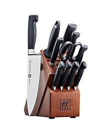 Zwilling Four Star 12-Pc. Knife Block Set