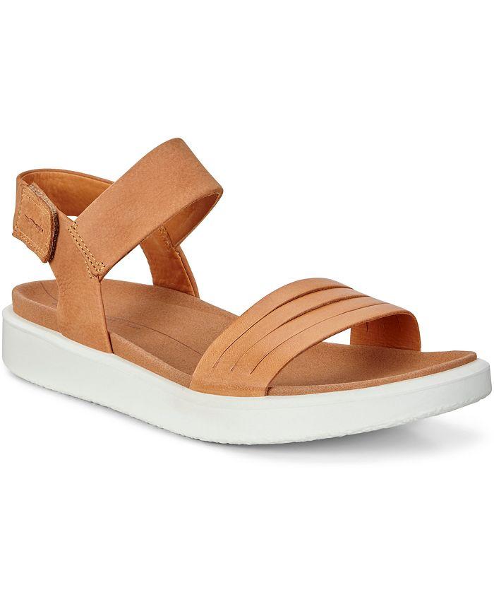 Ecco - Women's Flowt Strap Sandals