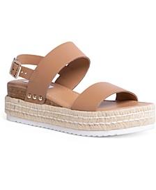 Women's Catia Flatform Espadrille Sandals