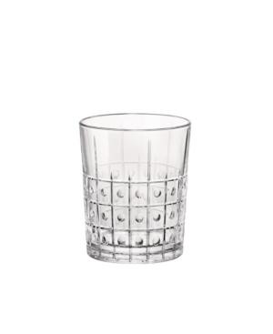 Bormioli Rocco Bartender Este Double Old Fashioned 13.5 oz. Set of 4 Glasses
