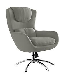 Perez Modern Swivel Rocker Chair