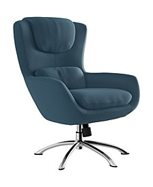 Perez Modern Swivel Rocker Chair