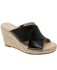 Neutron Wedge Espadrilles