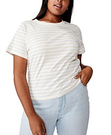 Curve The One Baby Tee