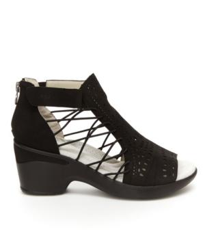 Jbu Nelly Encore Women's Dress Wedge Sandal Women's Shoes