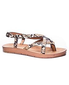 Kray Flat Sandals