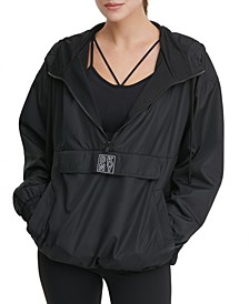 Sport Hooded Utility Jacket