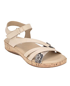 Easy Spirit Women's Lilah Cork Sandals