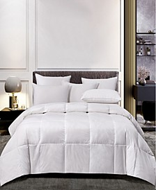 Natural Blend Feather & Down Extra Warmth Comforter, Full/Queen