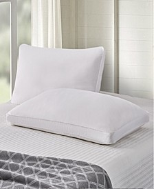 Feather & Down Side Sleeper Bed Pillow Set, 2 Pack