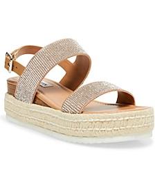 Women's Catia-R Flatform Espadrille Sandals