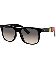 Sunglasses, RJ9069S BLK GRY GRD