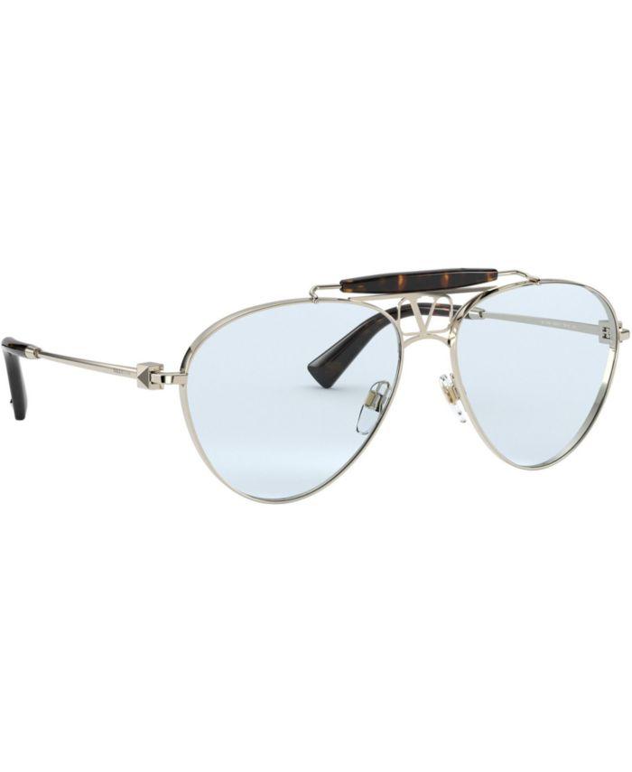 Valentino Sunglasses, VA2039 & Reviews - Sunglasses by Sunglass Hut - Men - Macy's