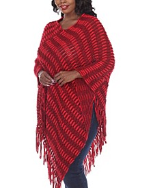 Women's Plus Size Nixie Poncho