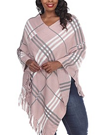 Women's Plus Size Dakota Poncho