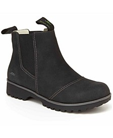 Eagle Women's Pull-on Ankle Boots