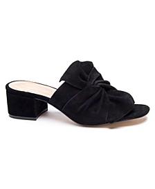 Women's Marlowe Block Heel Mules