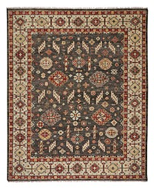 Charise-Mahal 780 Chocolate 9' x 12' Area Rug