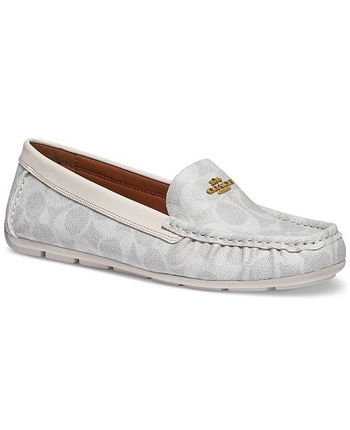 COACH Women's Marley Driver Loafers
