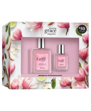 philosophy 2-Pc. Amazing Grace Magnolia Eau de Toilette Gift Set
