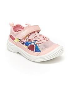 Toddler Girl's Selene Bump Toe Sneaker