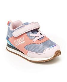 Osh Kosh Toddler Girl's Eddi Athletic Sneaker
