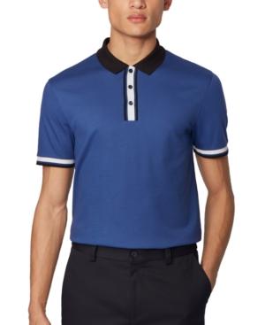 Boss Men's Phillipson 72 Slim-Fit Polo Shirt