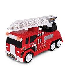 Supreme Machines Fire Ladder Truck toy Vehicle