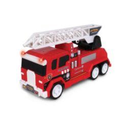 Nkok Supreme Machines Fire Ladder Truck toy Vehicle
