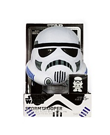 "Star Wars Medium Heroez 7"" Plush Pin Set Stormtrooper"